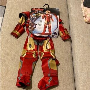 Iron man avengers costume